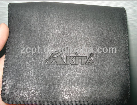 The pu leather tool pouch
