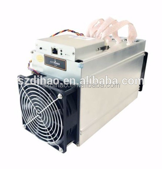 IN STOCK litecoin miner 504M script miner only 800W L3+ MINER ANTMINER