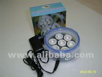 Max Bio Disc Led Rotating Light