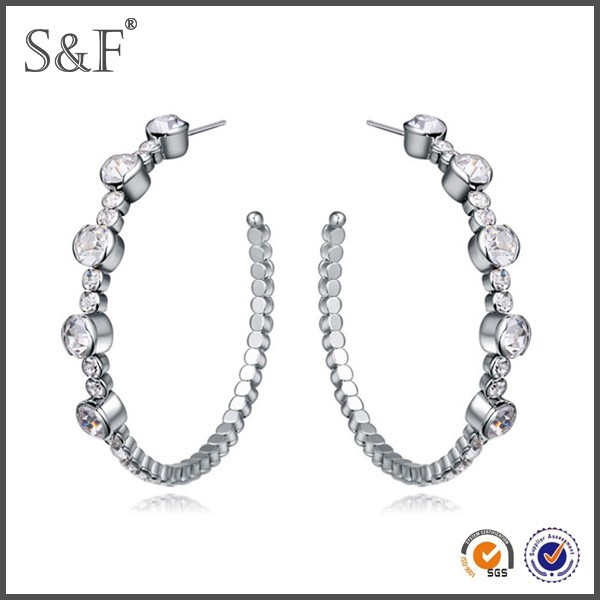 Best Prices!! Latest Design Popular made with swarovsky crystal