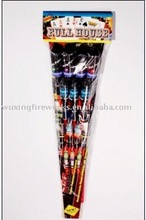 UK Assorted Packing Rockets Fireworks (2012 hot sale )