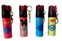NO.1 personal security self defense for women,keychain mace pepper spray for wholesale