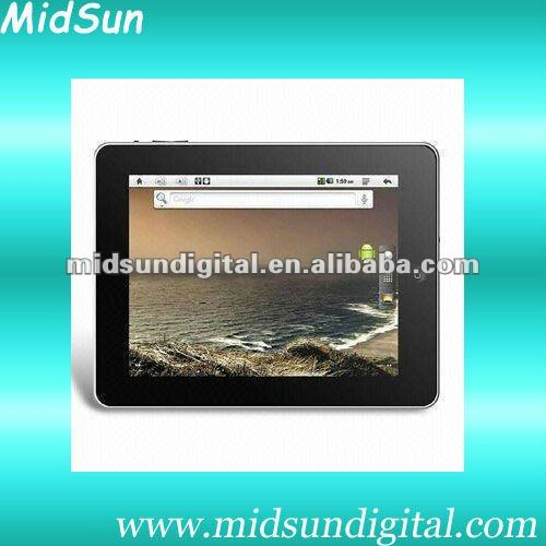 "2012 the hottest 9.7"" android 4.0 MID capacitive 10 points touch panel"