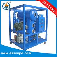 Reliable quality insulating oil recycling system