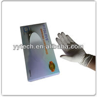 powder and powder free latex obsterix obstetric gloves sterile