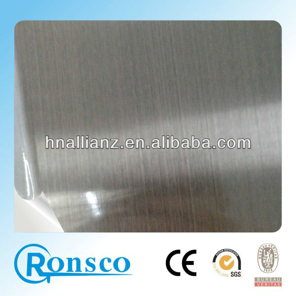 AISI 410s bronze finish stainless steel sheet with good quality