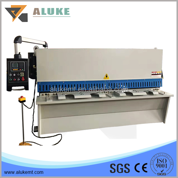 sheet plate Hydraulic Shearing Machine, sheet metal cutting machine, stainless steel cutting machine