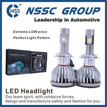 Cheap price Super Bright 3s less than 60 Stable Temperature while working 9005/ 9006 /9004 LED Headlight
