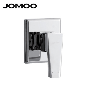 JOMOO Watermark Single Handle Square-shape In-wall Shower Faucet