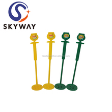 Promotion 16CM Inchs Plastic Cocktail Swizzle Stick Stirrers