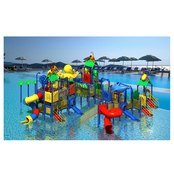 Customized tunnel water slide,big water slides for sale
