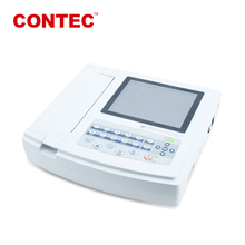 CONTEC CE/FDA ECG1200G approval ecg monitor 12 channel holter system