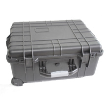 GD5014 Safety transport water proof protective rolling plastic trolley tool box