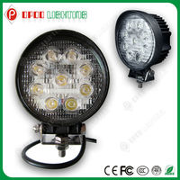 "Super Bright 4.3"" 27W 6000K Pure White Epistar CE RoHS 1890LM LED Work Light for Kia Sorento"