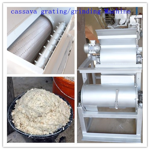 Power and Labor Saving Cassava Flour Machinery Price