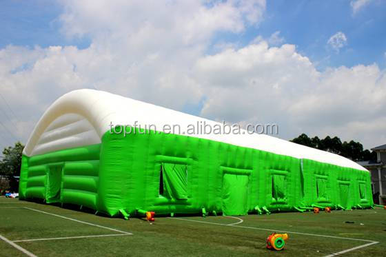 Best Material of Plato Tarpaulin Inflatable Advertising tent for Exhibition Outdoor