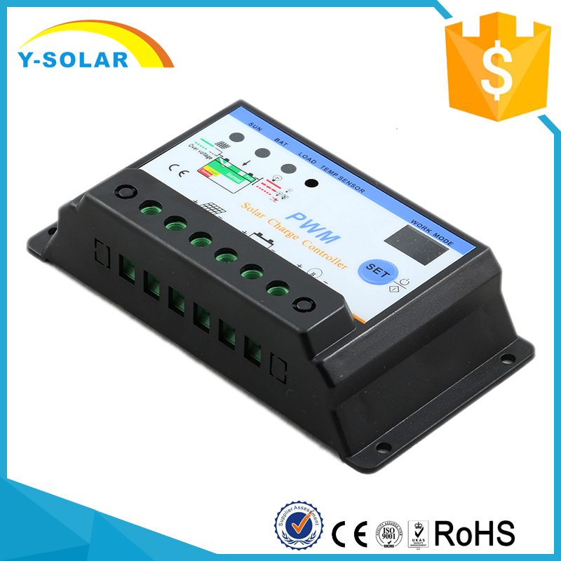 Solar Charge Controller 20A 12V 240W Solar Panel Controller protect Battery 24V 360W Solar Cells S20I Light and Timer Control