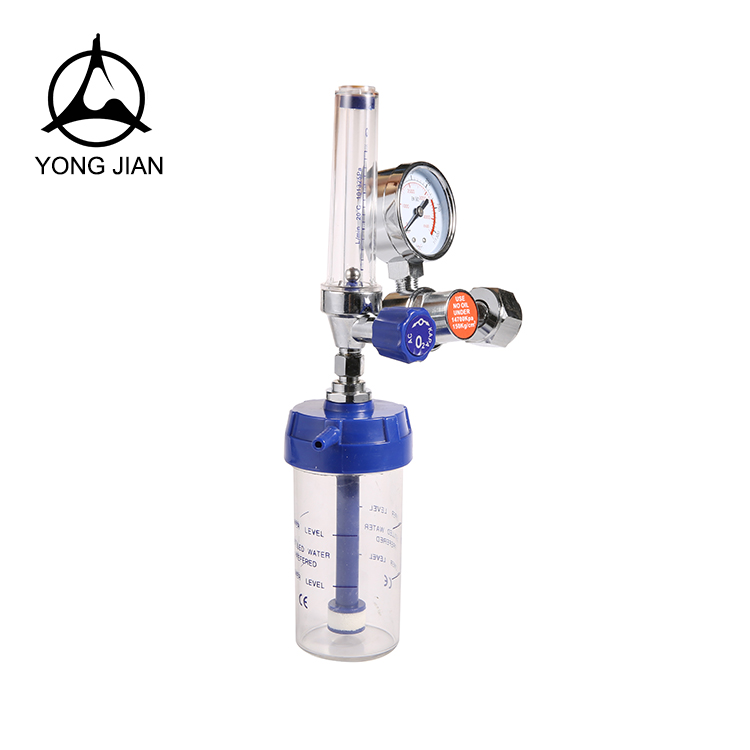 Promotional prices medical oxygen pressure regulator