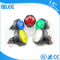 Game machine 12 volt momentary led push button switch