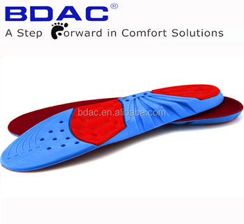 full length soft foam shoe insert sport insoles for shoes