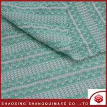 Cheap wholesale knitting coarser fabric for garment