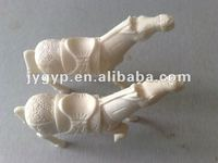Bone Carving Horse, Ox Bone Horse, Bone Carving Handicraft