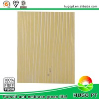 Waterproof Material Construction Lightweight Wood Exterior Tile Siding