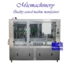 MIC-18-1 Professional manufacturer Monoblock 2-in-1 Can filling and packaging equipment for 1.5L Can 1000-1500cph with CE