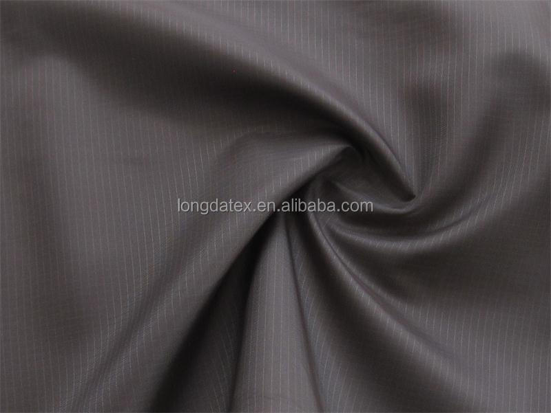 210T 0.3*0.3 ripstop polyester taffeta fabric, polyester ripstop fabric for horse rugs