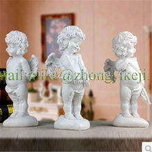 factory price wholesale of resin cupid figurine