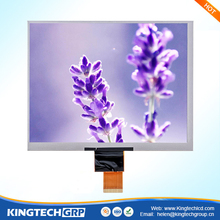 8 Inch guangzhou Innolux Ips lcd Touch Display