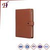 A5 PU Leather Writing Pad Notebook
