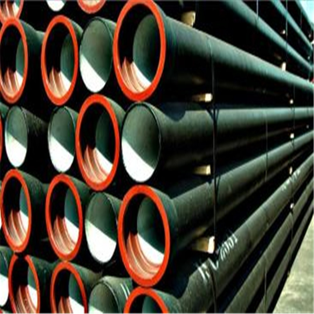 DAT Group ductile iron pipe with Raw material advantage