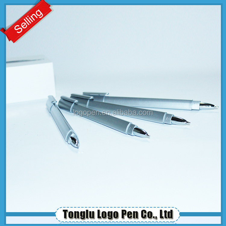 China personalized triangle pen high quality metal pen