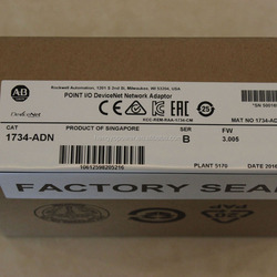 Allen-Bradley POINT I/O DeviceNet Network Adaptor 1734-ADN 1734ADN