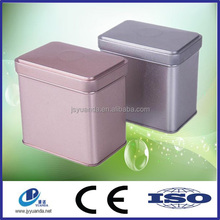 High Quality Tea Tin Can/Custom Design Tea Tin Box/ Gift for Packaging