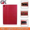 For ipad5 leather case, for apple ipad5 case,case for ipad5