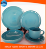 16 pcs best everyday big lots ceramic dinnerware