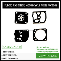 ZAMA GND-43 Carburetor Gasket & Diaphragm Kit FOR ECHO CS4600