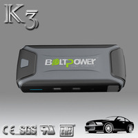 Boltpower Jump Start Type and CE/RoHS/FCC Certification car jump starters/powerful mini auto jump starter car battery