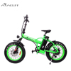 Suspension fork 36v dirt folding electric mountain bike for adults