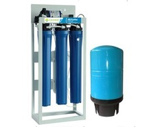 Hot-Selling 200-400G Reverse osmosis water filter/purifier for commercial use