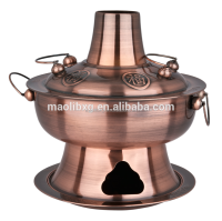 High-Q Stainless Steel Hot Camping Pot
