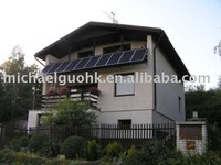 sinosola's home solar equipment with TUV/IEC61215/IEC61730/CEC/CE/PID