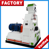 CE approved poultry small animal corn hammer mill grinder machine for sale