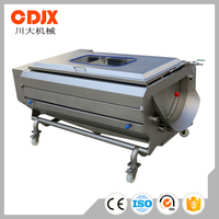 High Fineness Hot Sale Electric Tornado Potato Peeling Machine