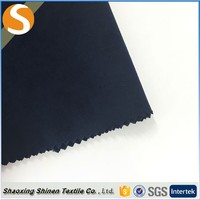 100%polyester plain dyed like suede fabric for clothing