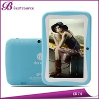 7inch hot sale kids mini android 4.0 drawing tablet pc