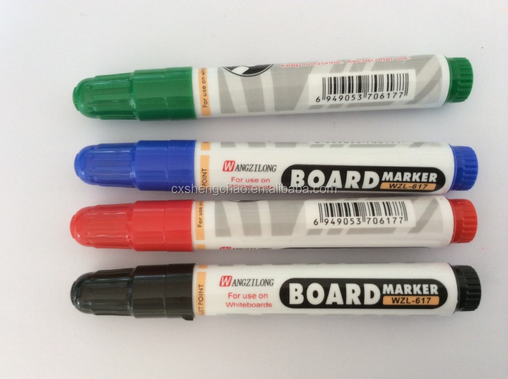 100''perfect quality easy-cleaning brand whiteboard markers pen