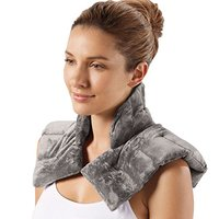 Thermal herbal hot/cold neck wrap